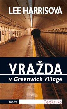 Obálka titulu Vražda v Greenwich Village