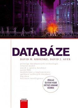 Obálka titulu Databáze