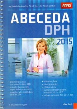 Obálka titulu Abeceda DPH 2015