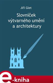 Obálka titulu Slovníček výtvarného umění a architektury