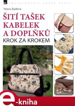 Obálka titulu Šití tašek, kabelek a doplňků