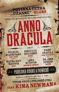Obálka titulu Anno Dracula