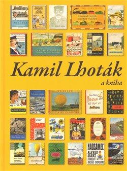 Obálka titulu Kamil Lhoták a kniha