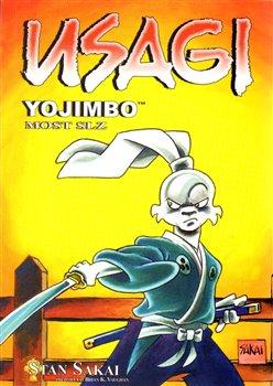 Obálka titulu Usagi Yojimbo 23: Most slz