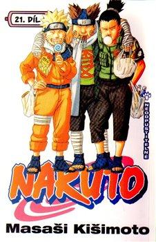 Obálka titulu Naruto 21: Neodpustitelné
