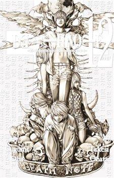 Obálka titulu Death Note 12- Zápisník smrti