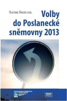 Obálka titulu Volby do Poslanecké sněmovny 2013