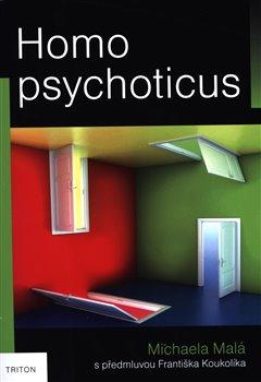 Obálka titulu Homo psychoticus