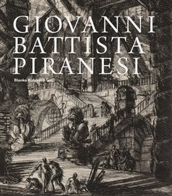 Obálka titulu Giovanni Battista Piranesi