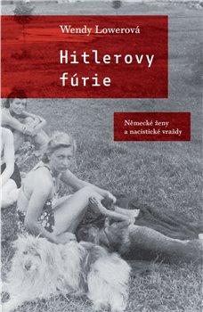 Obálka titulu Hitlerovy fúrie