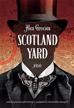 Obálka titulu Scotland Yard