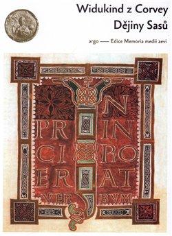 Obálka titulu Dějiny Sasů