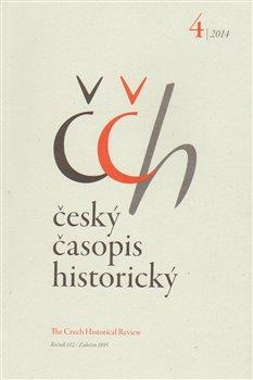 Obálka titulu Český časopis historický 4/2014