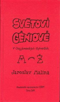 Obálka titulu Světoví géniové v Chajjámovských čtyřverších (A-Ž)