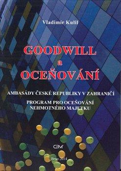 Obálka titulu Goodwill a oceňování