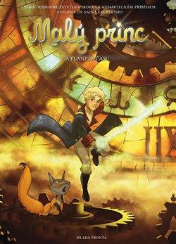 Obálka titulu Malý princ a Planeta času