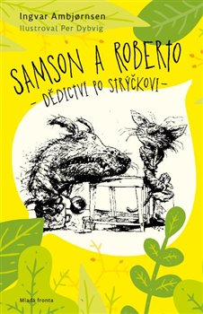 Obálka titulu Samson a Roberto