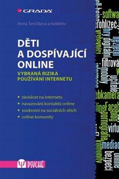 Obálka titulu Děti a dospívající online