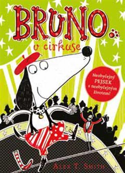 Obálka titulu Bruno v cirkuse
