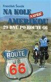 Obálka knihy Na kole napříč Amerikou