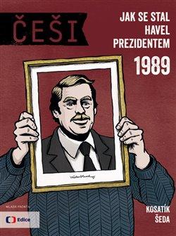 Obálka titulu Češi 1989