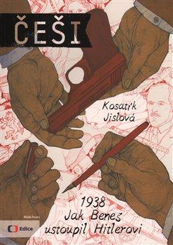 Obálka titulu Češi 1938