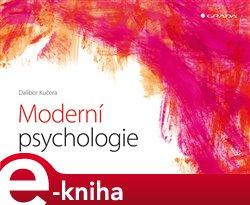 Obálka titulu Moderní psychologie