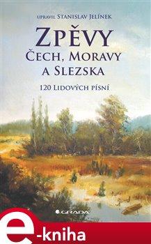Obálka titulu Zpěvy Čech, Moravy a Slezska