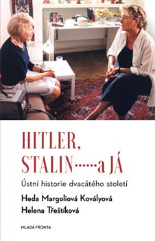 Obálka titulu Hitler, Stalin a já