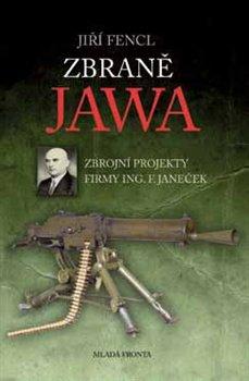 Obálka titulu Zbraně JAWA