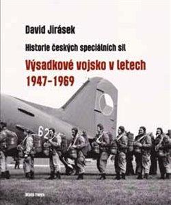 Obálka titulu Výsadkové vojsko v letech 1947-1969