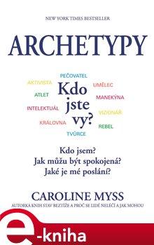 Obálka titulu Archetypy