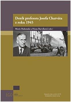 Obálka titulu Deník profesora Josefa Charváta z roku 1945