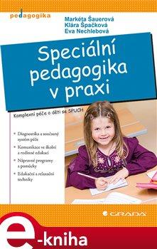 Obálka titulu Speciální pedagogika v praxi