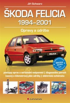 Obálka titulu Škoda Felicia 1994-2001