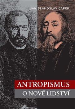 Obálka titulu Antropismus