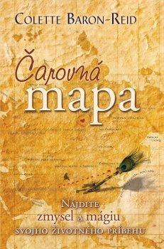 Obálka titulu Čarovná mapa