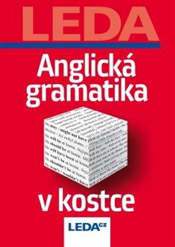 Obálka titulu Anglická gramatika v kostce