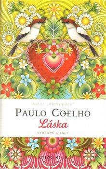 Obálka titulu Láska - vybrané citáty