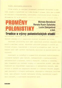 Obálka titulu Proměny polonistiky