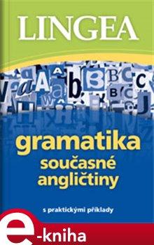 Obálka titulu Gramatika současné angličtiny