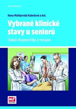 Obálka titulu Vybrané klinické stavy u seniorů