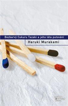 Obálka titulu Bezbarvý Cukuru Tazaki a jeho léta putování