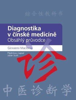 Obálka titulu Diagnostika v čínské medicíně