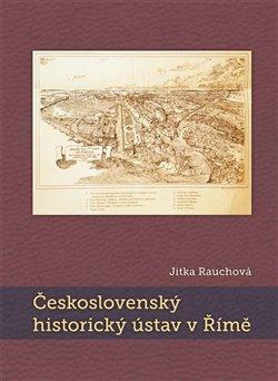Obálka titulu Československý historický ústav v Římě