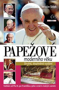Obálka titulu Papežové moderního věku