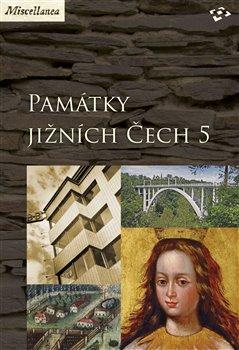 Obálka titulu Památky jižních Čech 5
