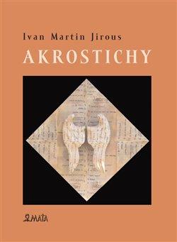 Obálka titulu Akrostichy