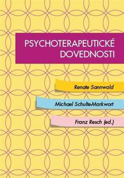 Obálka titulu Psychoterapeutické dovednosti