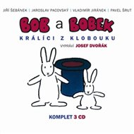 Bob a Bobek - Králíci z klobouku - komplet